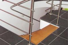 Ferronnerie Delcour - Harre - Entreprise de ferronnerie, escaliers…